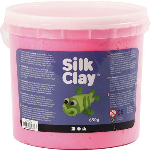 Silk Clay Silk Clay rosa Modelliermasse 650 gr 1 Stück