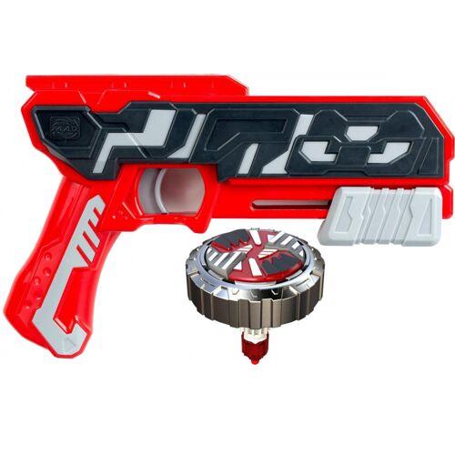 SilverLit spinner Blaster Spinner Spinner Junior rot 2 teilig