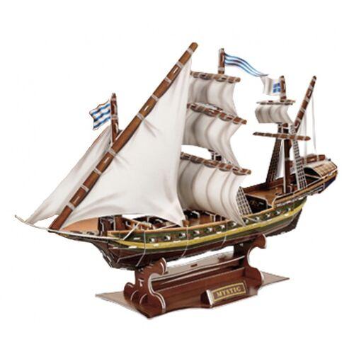 Small Foot 3D Puzzle Sea Segelschiff 129 Stück