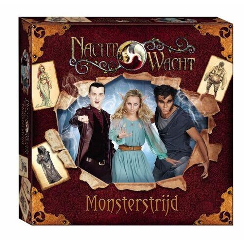 Studio 100 Gesellschaftsspiel Monster Kampf