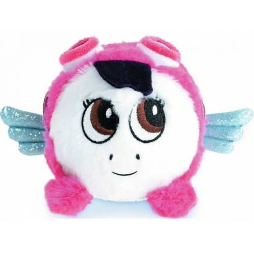 Studio 100 kuscheltier K3 Squeezy Pegasus20 cm rosa/weiß