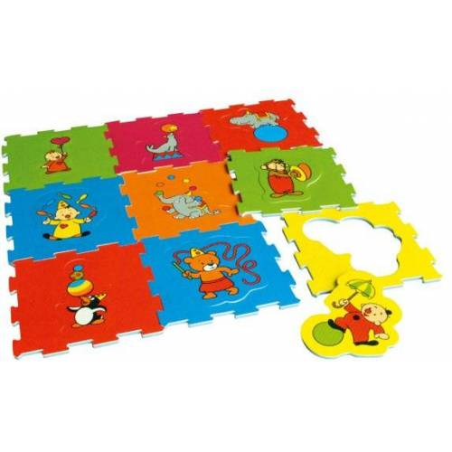 Studio 100 bodenpuzzle Bumba 90 cm 9 teilig