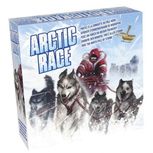 Tactic brettspiel Arctic Race junior karton blau
