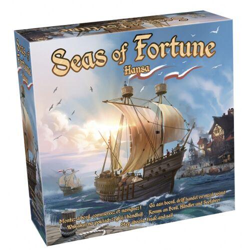 Tactic brettspiel Seas of Fortune junior karton blau