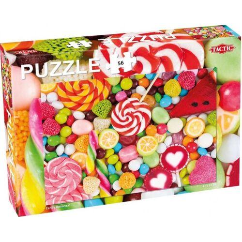 Tactic puzzle Candy Bonanza! junior Karton 56 Teile