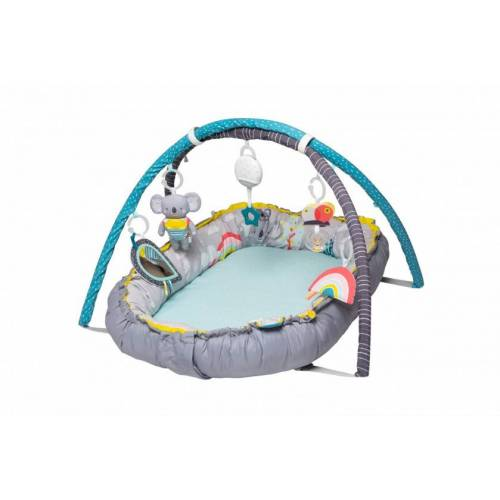 Taf Toys babyturnhalle Koala Musical junior 115 x 78 cm blau/grau