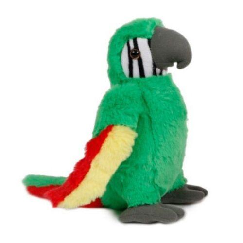 Take Me Home kuscheltier Papagei junior 23 cm Plüsch grün