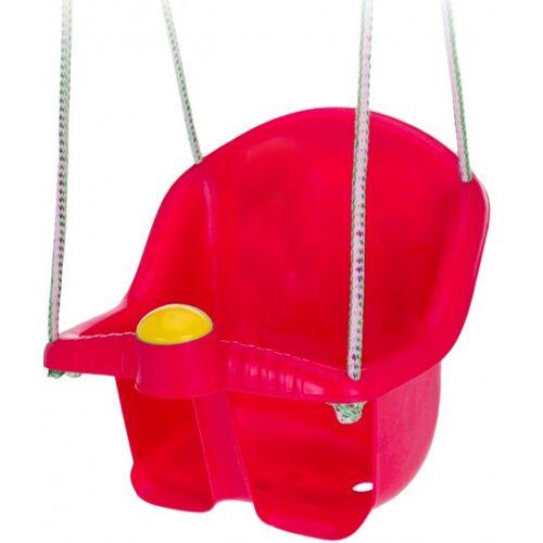 Tender Toys babyschaukel mit Seil 30 cm rot