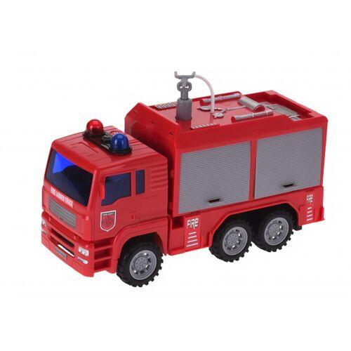 Tender Toys feuerwehrfahrzeug Feuerwehr Jungen 25 cm rot