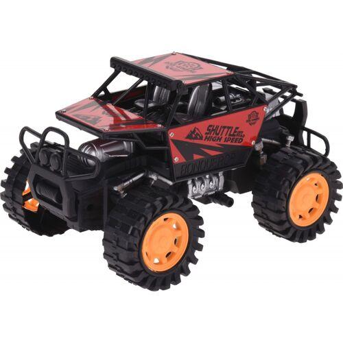 Tender Toys monster Truck Reibung 20 cm rot