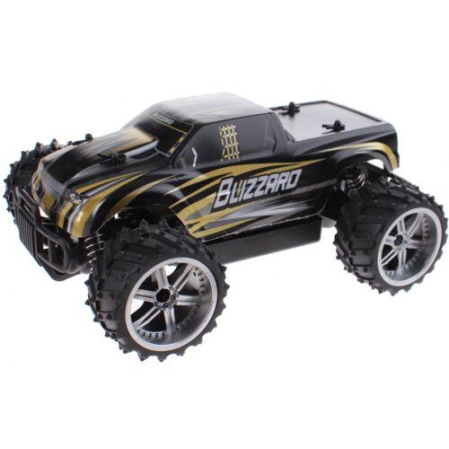 ThomaxX RC Buggy 1.16 X Truggy Blizzard 29 cm schwarz / gold