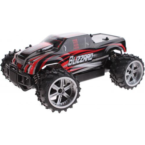 ThomaxX RC Buggy 1.16 X Truggy Blizzard 29 cm schwarz / rot