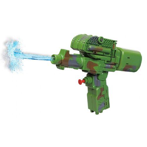 Toi-Toys Toi Toys 2 in 1 Wasserpistole/Tank grün 25 cm