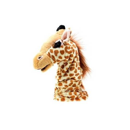 Toi-Toys Toi Toys giraffe Handpuppe 43 cm gelb / braun