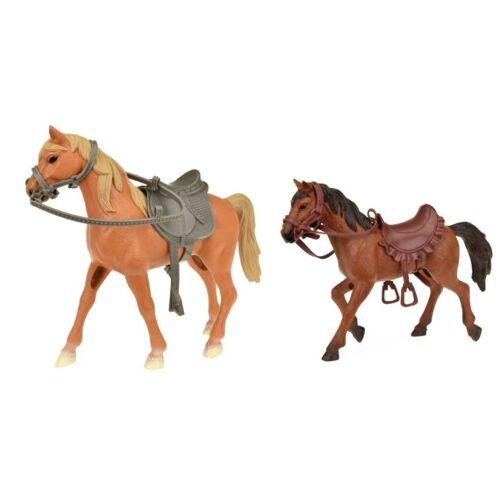 Toi-Toys Toi Toys Pferde Pro Pferd mit Fohlen