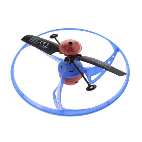 Toi-Toys Toi Toys infrarot UFO Drohne blau