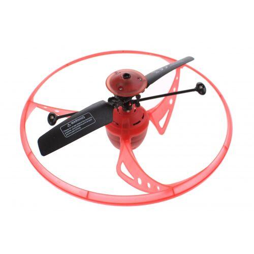 Toi-Toys Toi Toys infrarot UFO Drohne rot