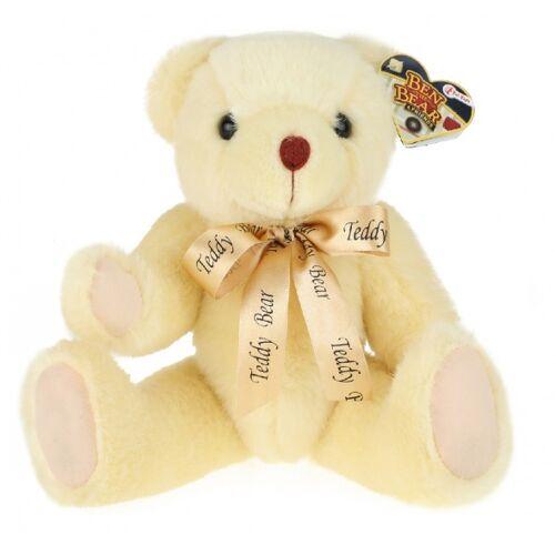 Toi-Toys Toi Toys teddybär weiß 35 cm
