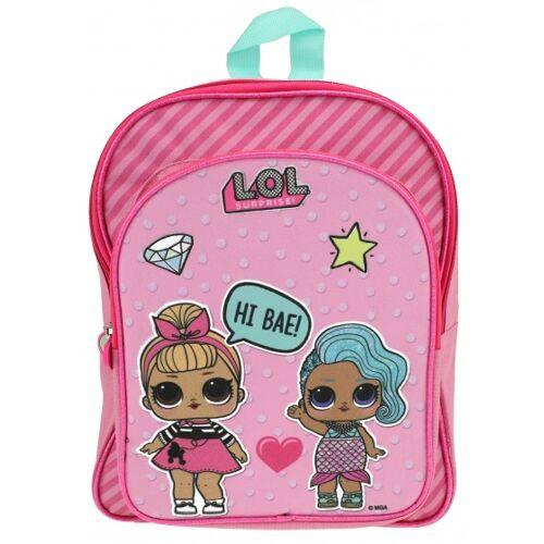 Toi-Toys Toi Toys L.O.L. Surprise rucksack rosa 31 cm