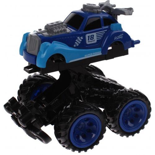 Toi-Toys Toi Toys Monstertruck Racing blau