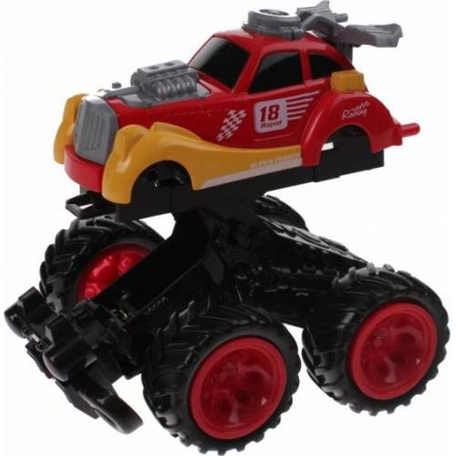 Toi-Toys Toi Toys Monstertruck Racing rood