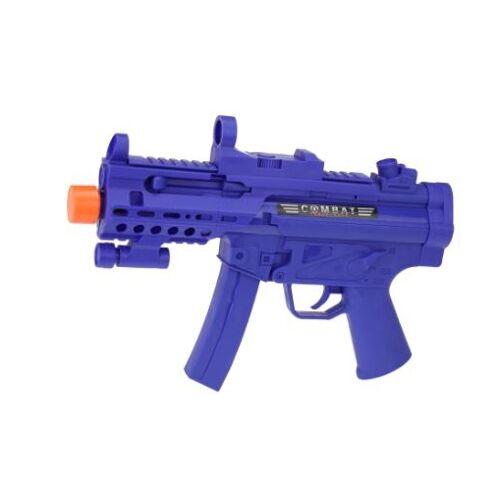 Toi-Toys Toi Toys Polizei Spielzeug Waffe blau 28 cm