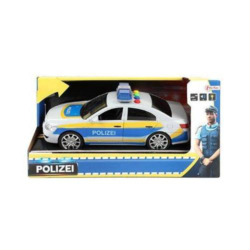 Toi-Toys Toi Toys polizeiauto (de) junior 36 cm gelb/blau