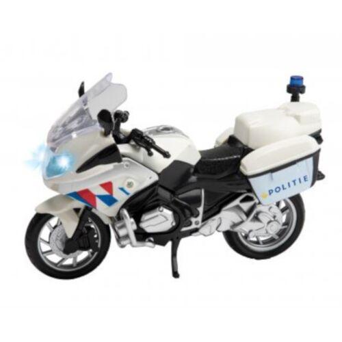Toi-Toys Toi Toys polizei Motorrad NL junior 16 x 4 x 10 cm weiß