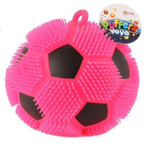 Toi-Toys Toi Toys kugelfußball Fußball rosa 13 cm
