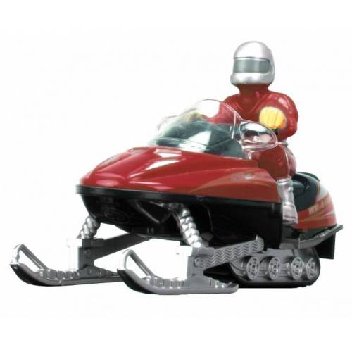Toi-Toys Toi Toys motorschlitten Junior 1:20 rot