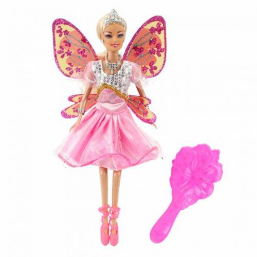 Toi-Toys Toi Toys teenager Puppe Glitzerfee rosa