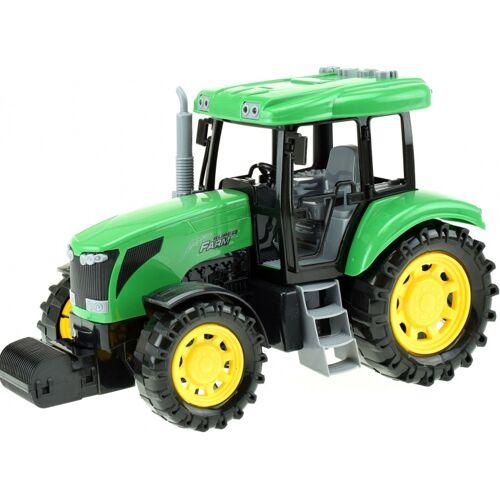 Toi-Toys Toi Toys Traktorreibung 31 cm grün