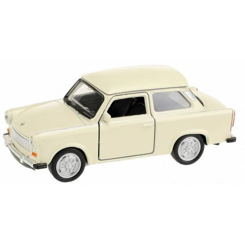 Welly Trabant Auto beige 10,5 cm