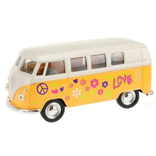 Toi-Toys Toi Toys Gummibärchen Volkswagen Bus gelb 10,5 cm