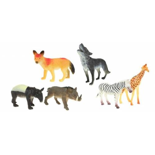 Toi-Toys Toi Toys Wildtiere 6 Stück