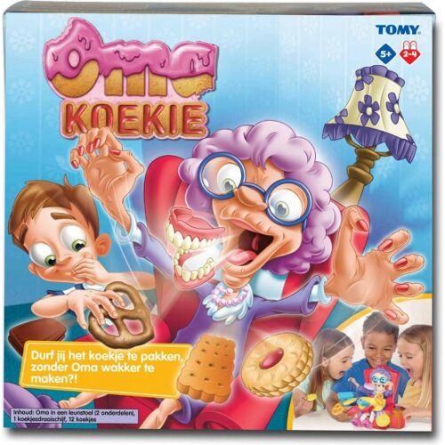 Tomy kinderspiel Oma Koekie (NL)