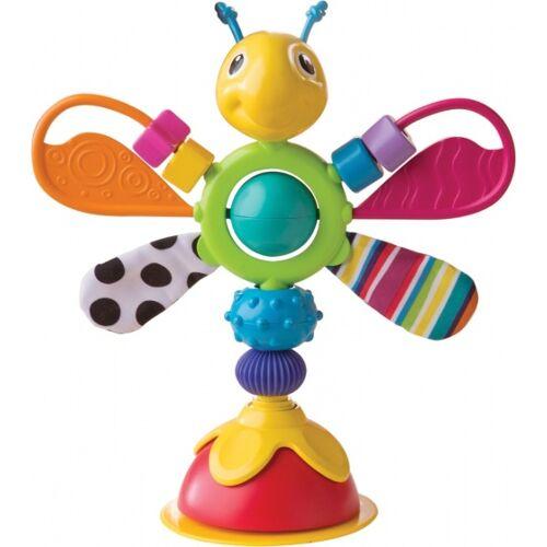 Tomy Lamaze Freddie der Firefly Kindersitz Spielzeug 20 cm