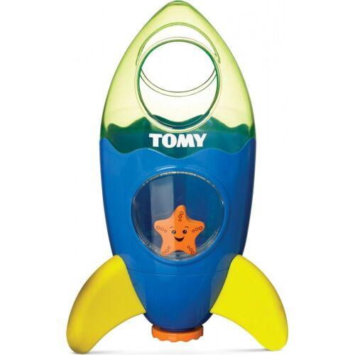 Tomy wasserfontäne Rakete Junior 23 cm blau/grün