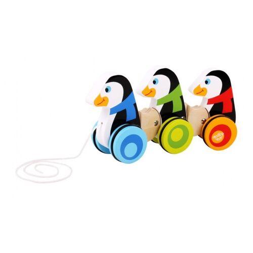 Tooky Toy zeichenfigur Pinguine 25 x 6,5 x 13 cm Holz