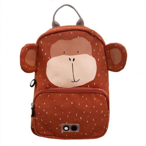 Trixie rucksack Mr. Monkey 23 x 31 cm Baumwolle braun