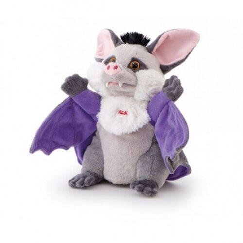 Trudi Handpuppe Bat 25cm Grau