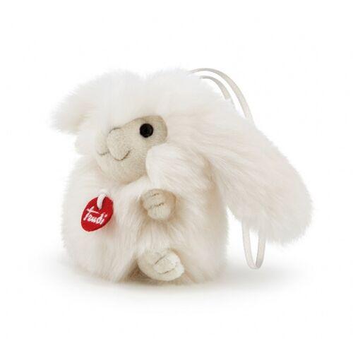 Trudi kuscheltier Charm Kaninchen 10 cm weiß Größe XXS