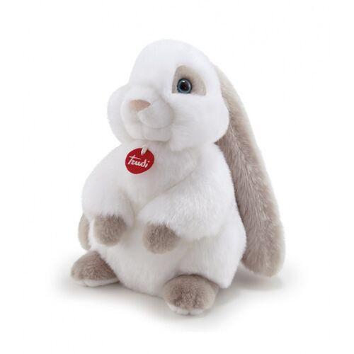 Trudi kaninchen Kuscheltier Clemente 27 cm weiß