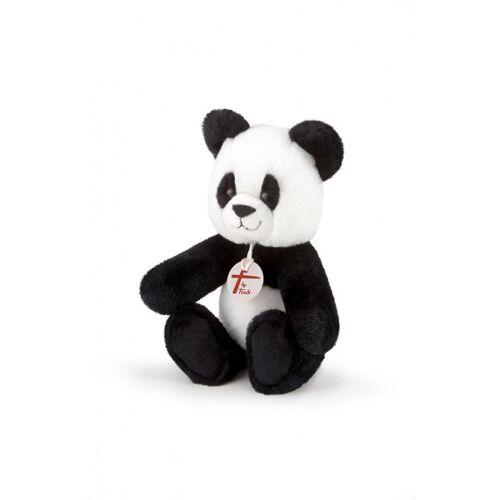 Trudi teddybär Panda 27 cm weiß/schwarz