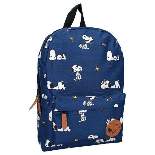 Vadobag rucksack Snoopy junior 33 x 23 x 9 cm Polyester blau