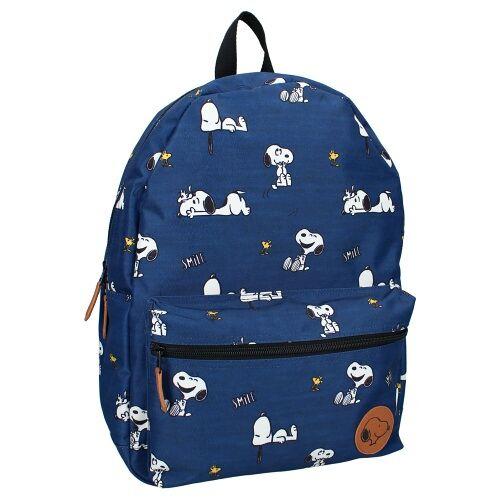 Vadobag rucksack Snoopy junior 39 x 29 x 12 cm Polyester blau