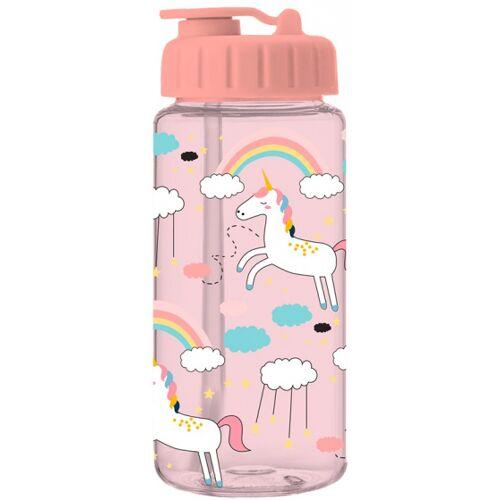 Arditex trinkflasche 400 ml Einhorn 16 cm rosa