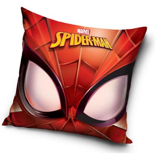 Marvel kissen Spider Man Kopf 40 x 40 cm Polyester rot