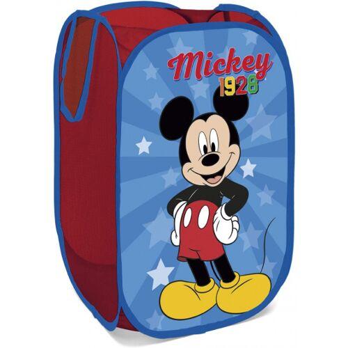 Disney aufbewahrungskorb Mickey Mouse 58 cm Textil blau/rot