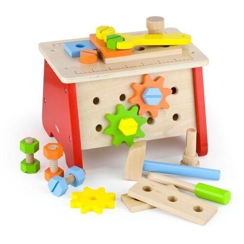 Viga Toys Holzwerkbank 22 x 19 x 15 cm